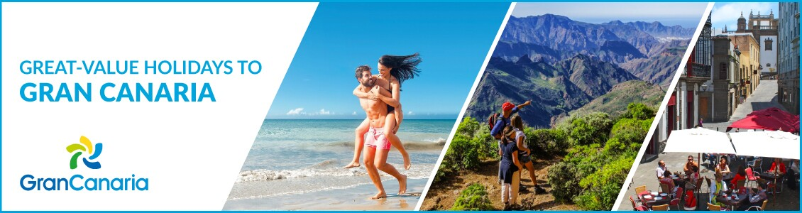 Affordable holidays to Gran Canaria