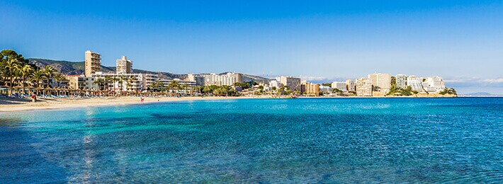 All inclusive holidays in Majorca