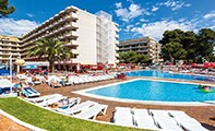 Family holidays to Salou Internacional II Apartments