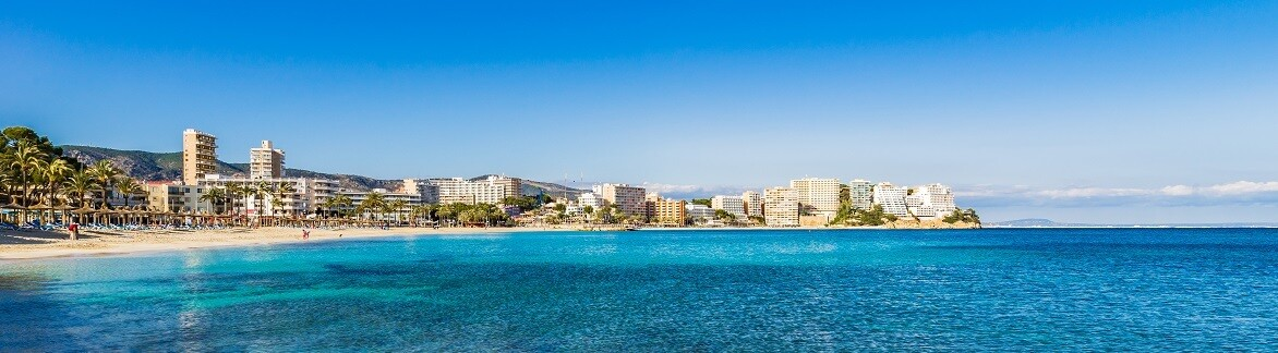 All Inclusive holidays in Magaluf