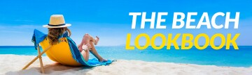 The beach lookbook