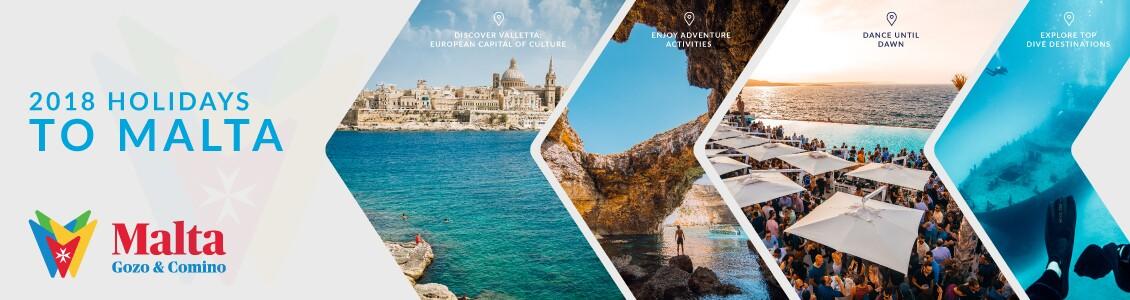 Malta 2018 holidays