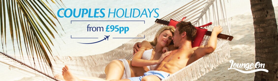 Couples Holidays with On the Beach