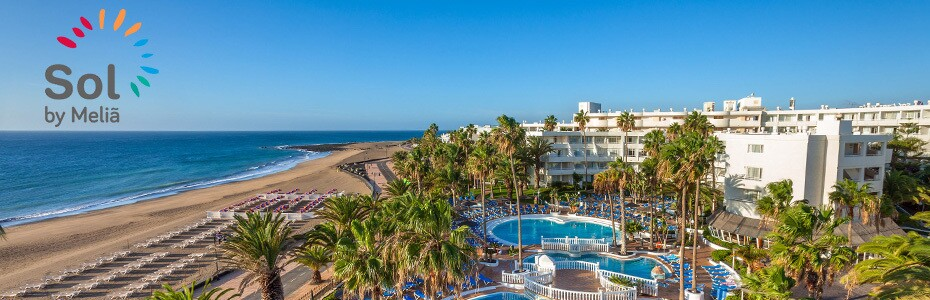 Sol Meliá Hotel with On the Beach