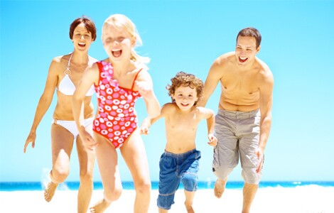 Half Term Holidays from £110pp