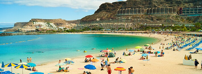 Cheap 5 star Gran Canaria Hotels with On the Beach