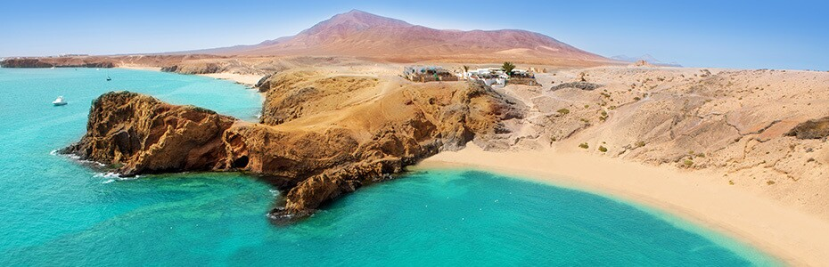 Cheap flights to Lanzarote with On the Beach