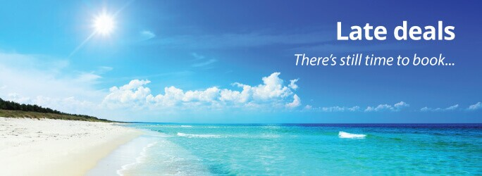 Last Minute Holidays with On the Beach - Cheap Late Deals Available