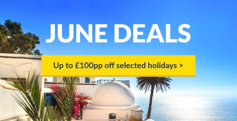 June Tunisia holidays