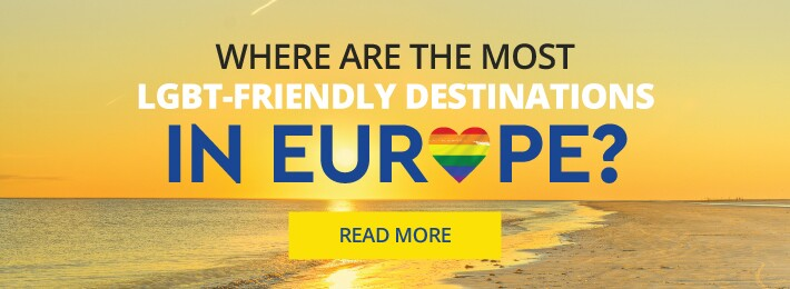 Most LGBT-friendly destinations in Europe