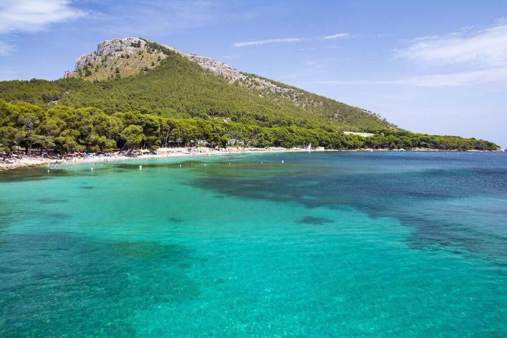 Formentor Beach, Majorca