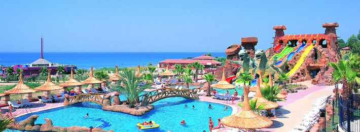 Hotels With Water Parks | Family Holidays