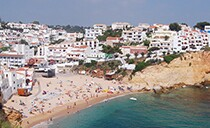 Plenty of hotels in the Algarve
