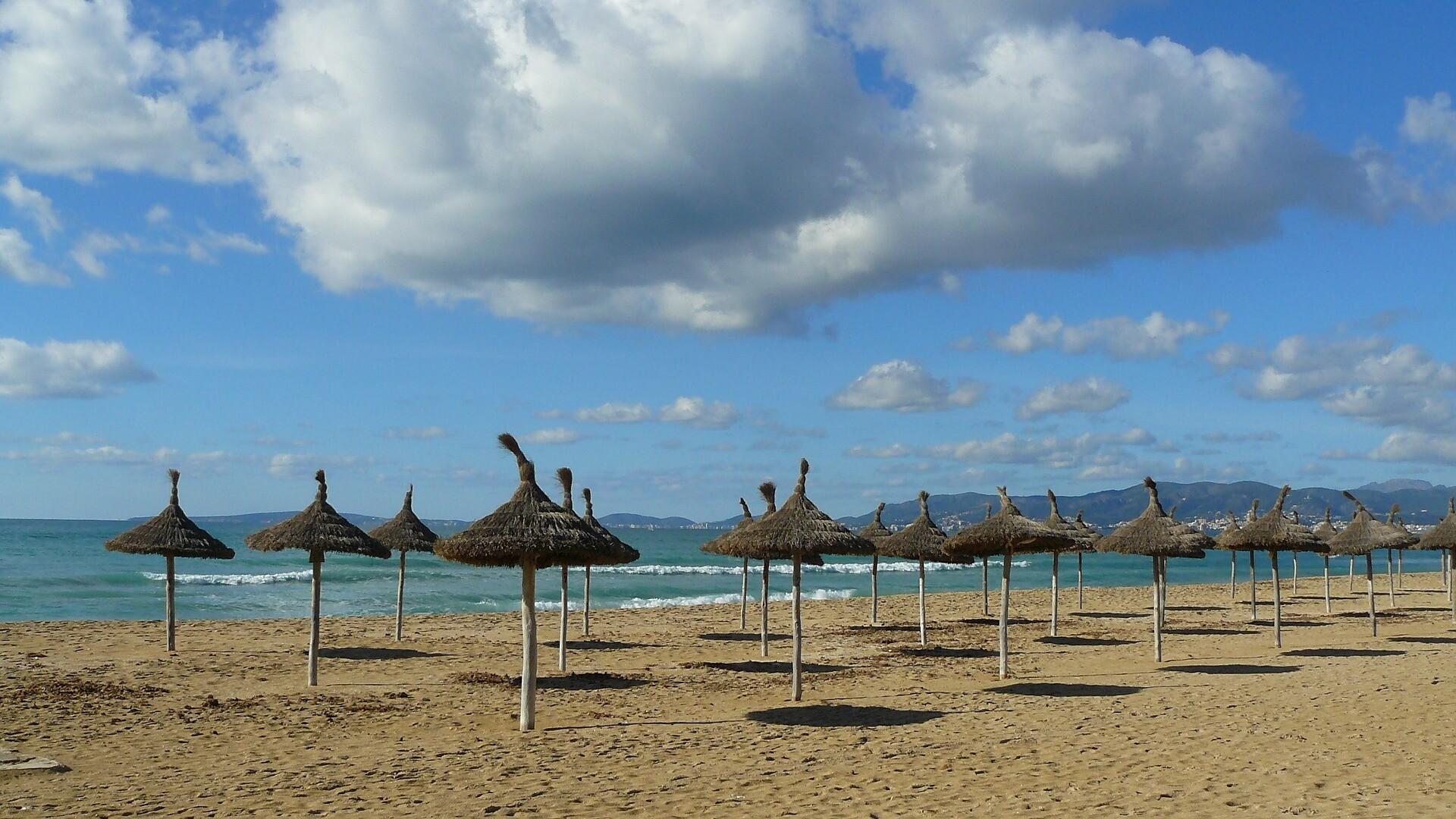 Playa de Palma, Majorca