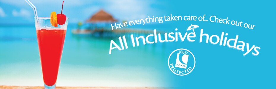 All Inclusive 2017 Holidays with On the Beach