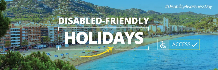 Disabled-friendly holidays with On the Beach