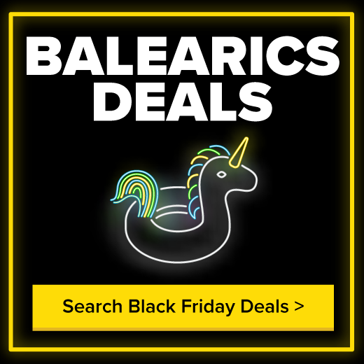 Balearics Black Friday