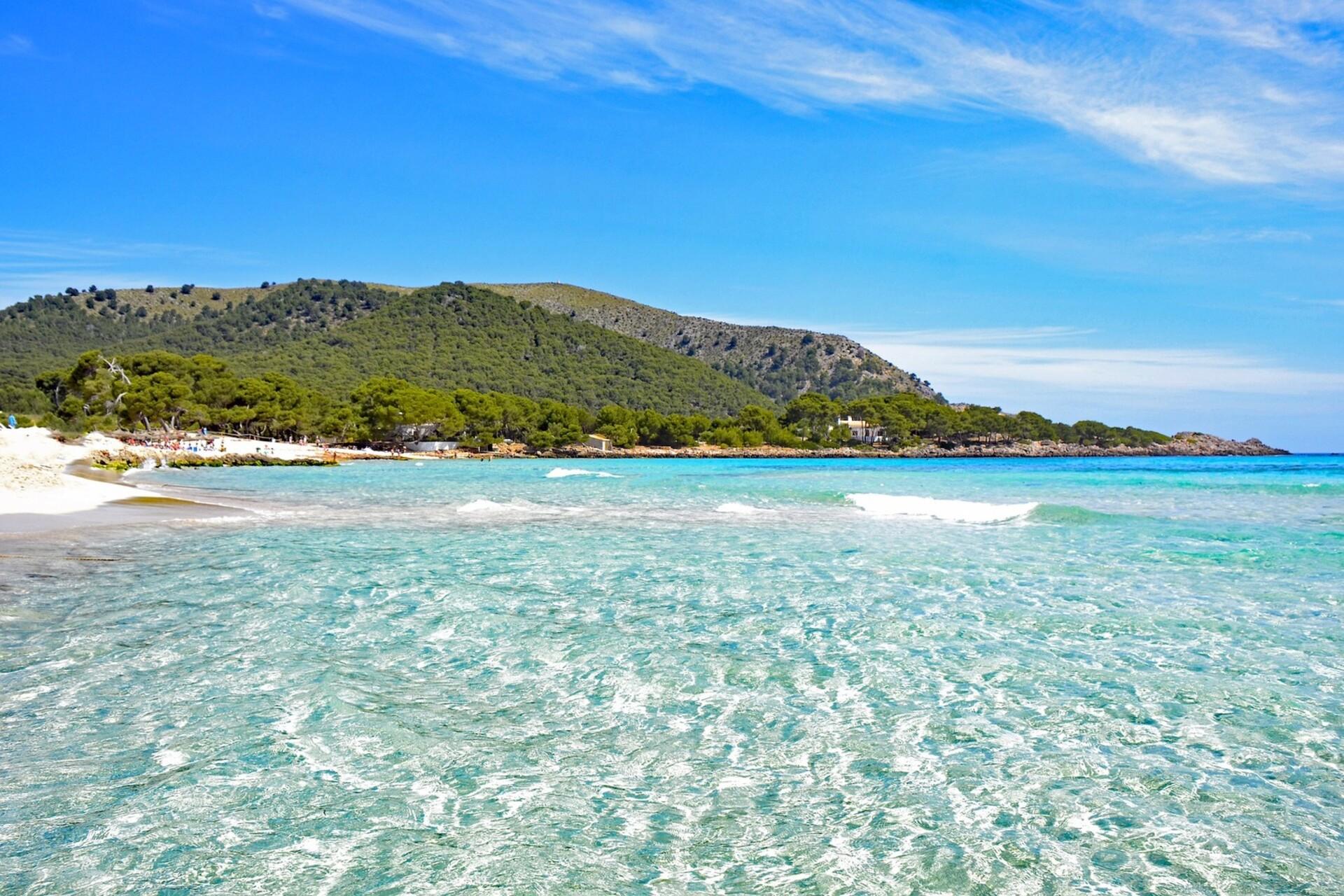 Cala Agulla Beach, Majorca