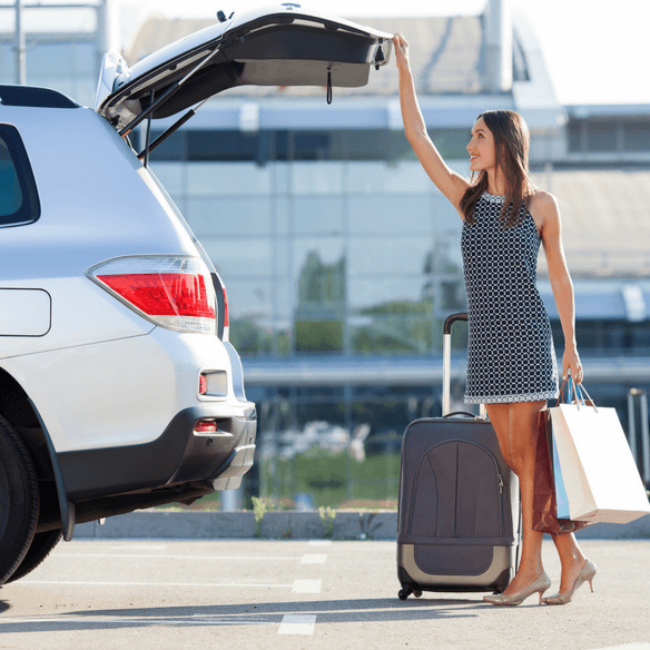 car hire transfers airport parking extras