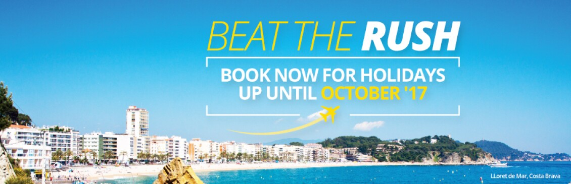 Cheap flights with On the Beach holidays