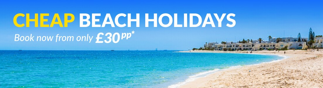 Cheap Beach Holidays with On the Beach
