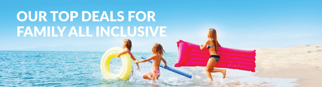 All Inclusive Family Holidays with On the Beach