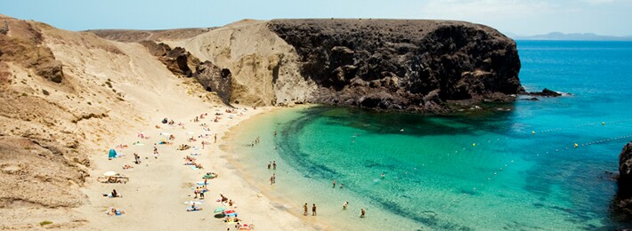 5 Star Lanzarote Hotels with On the Beach