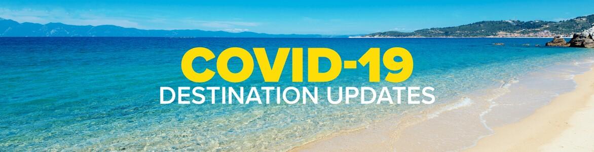 Destination updates