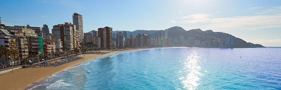 All Inclusive Holidays to Benidorm