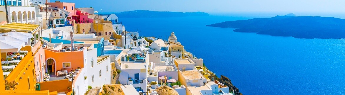 All Inclusive holidays in Santorini