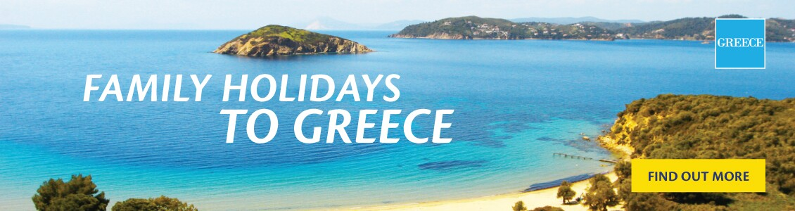Family Holidays to Greece