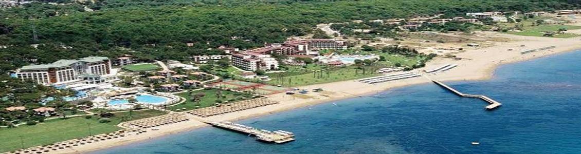 Hotell i Belek