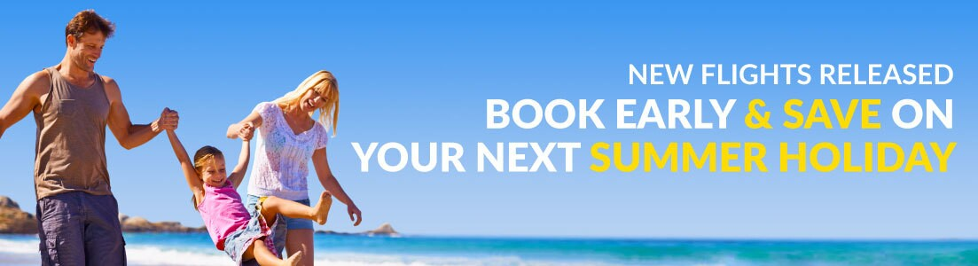 Cheap flights with On the Beach
