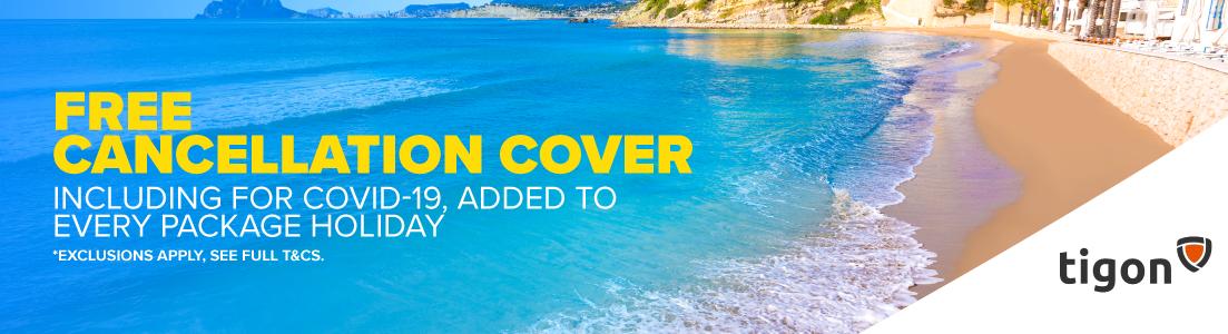 Covid Cancellation Cover