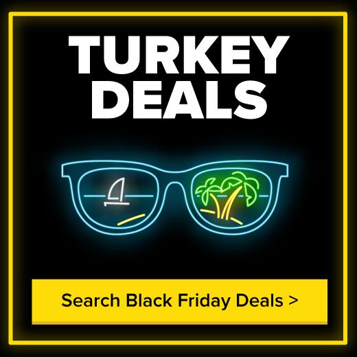 Turkey Black Friday