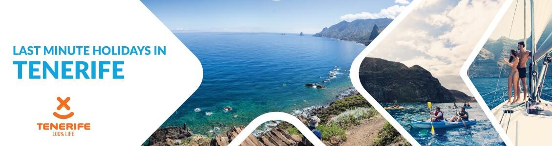 Last minute holidays to Tenerife