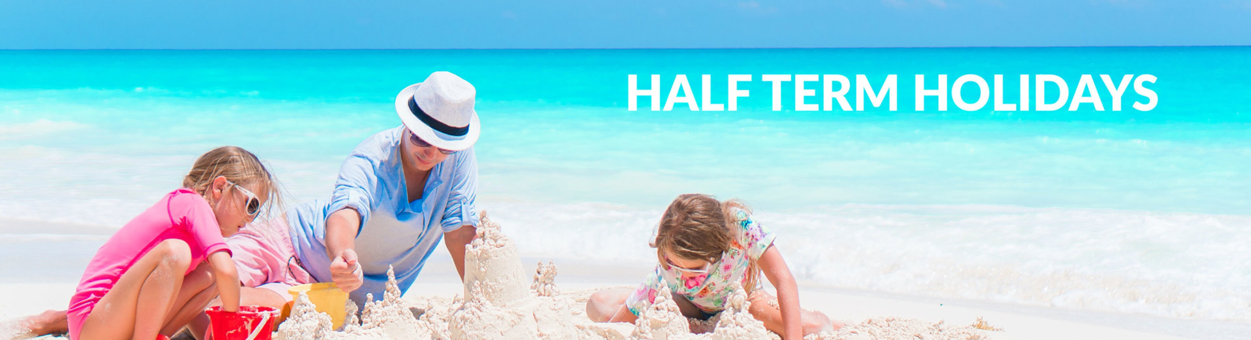 Half Term Holidays with On the Beach