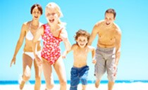 Cheap hotels for family holidays