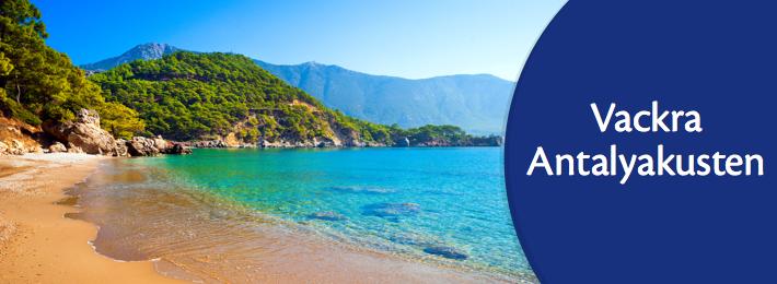 Vackra Antalyakusten