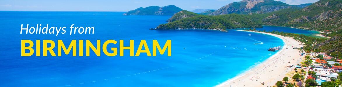Cheap Beach Holidays from Birmingham Airport