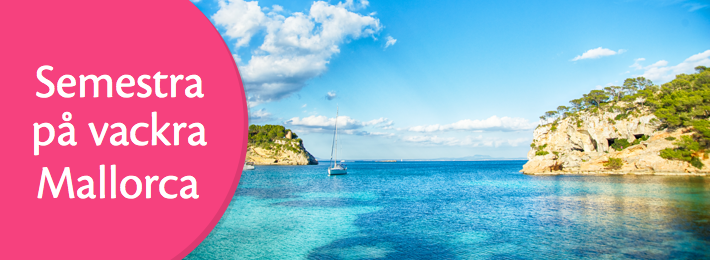 Säkra din nästa semester till Mallorca