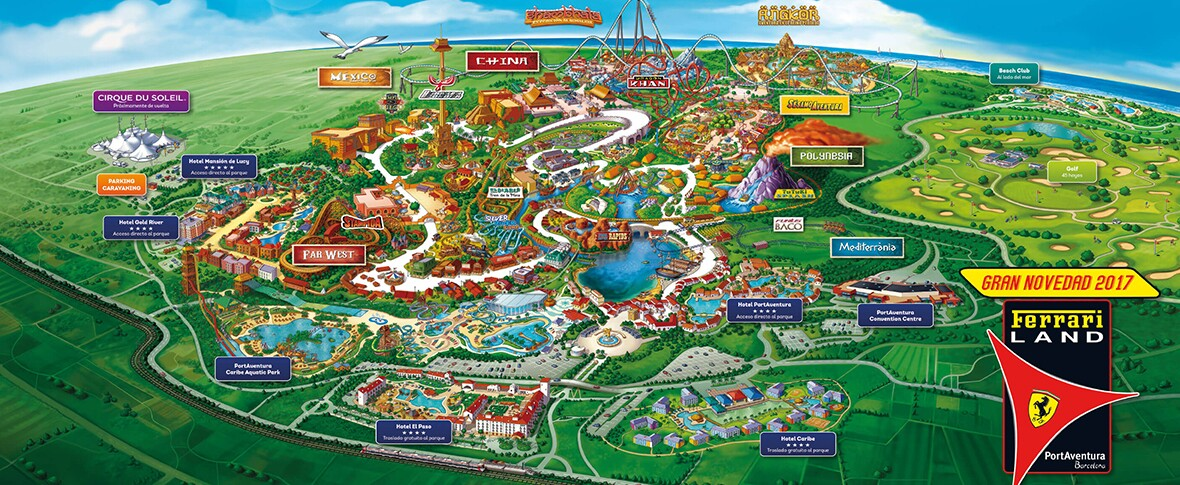 Cheap Holidays To Portaventura World Last Minute Amp 2018