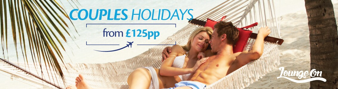 Flights from Manchester for Couples On the Beach
