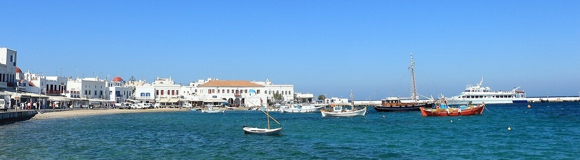 All Inclusive Holidays in Mykonos