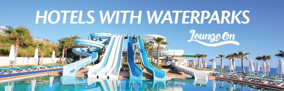 waterpark holidays with On the Beach