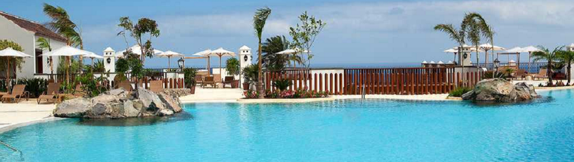 Bild på hotellpool på Gran Canaria