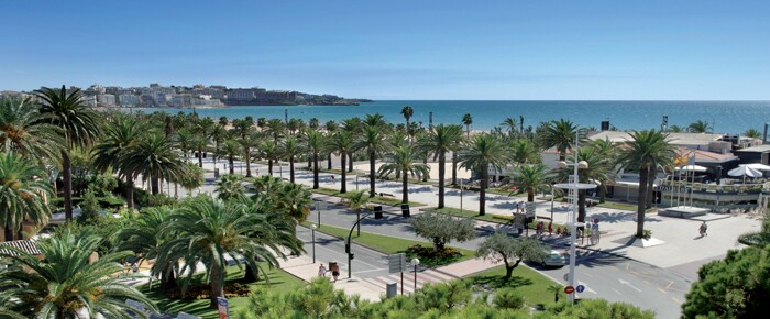 Cheap Salou Holidays With On the Beach