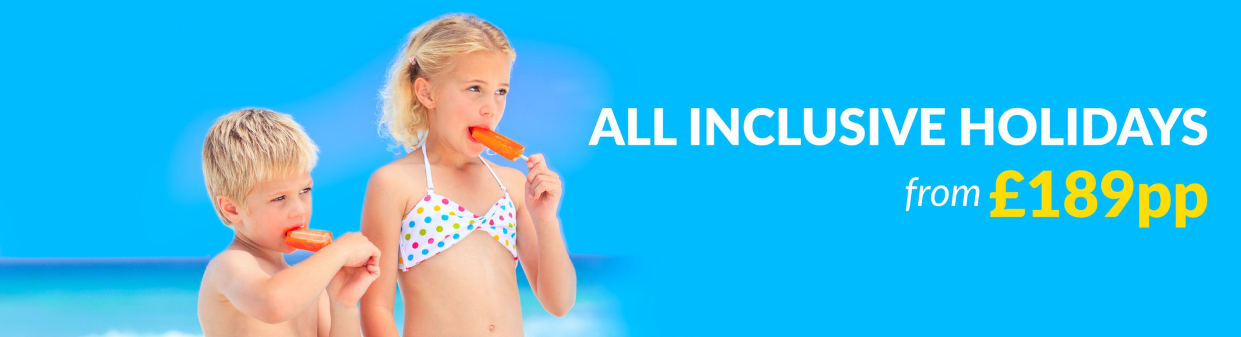 All inclusive holidays with On the Beach