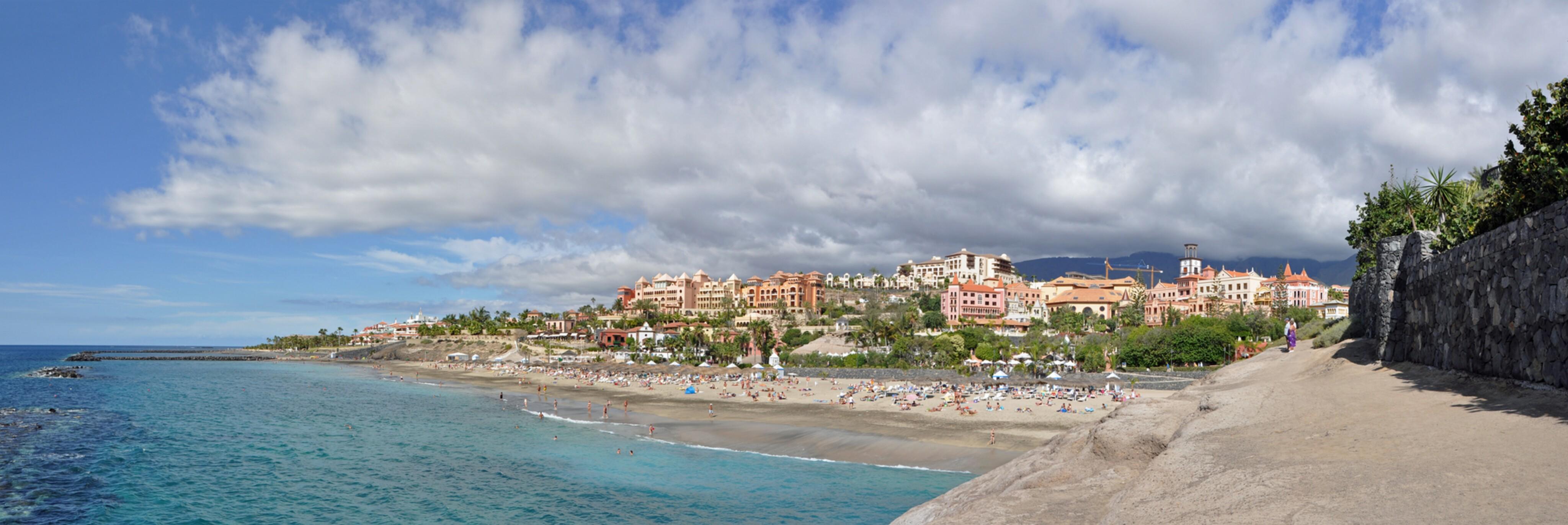El Duque Beach, Tenerife