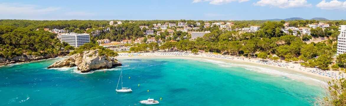 Reis på ferie til Menorca